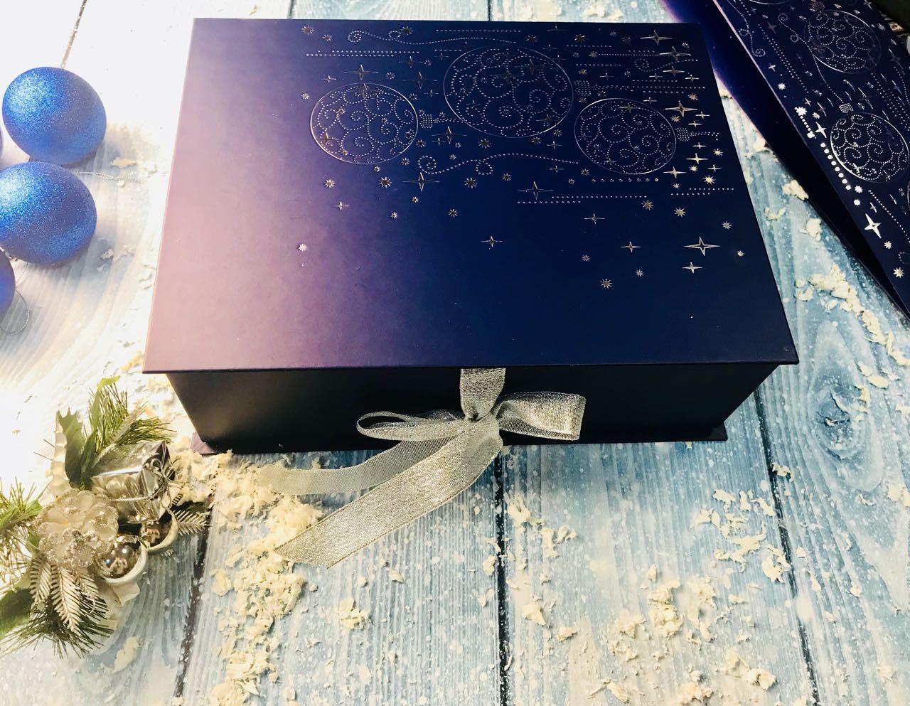 Музыкальная коробка из переплётного картона Верона. Заводной механизм! Цена 553 рублей